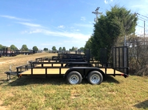 Utility Trailer Cheap 16ft