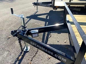 Utility Trailer 14ft Dual Axle