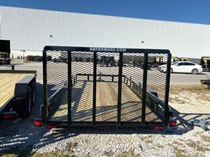Utility Trailer Tandem By Gator 14ft